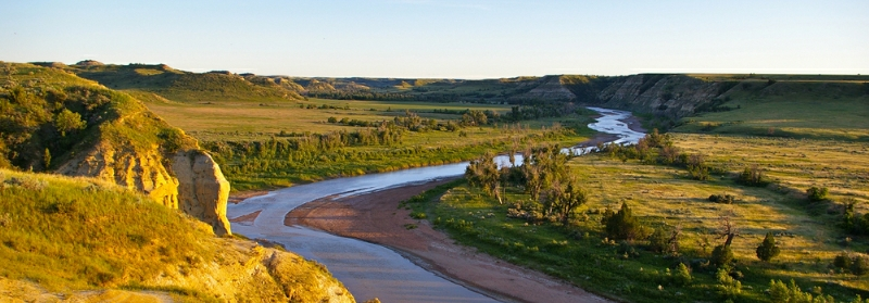North Dakota header image