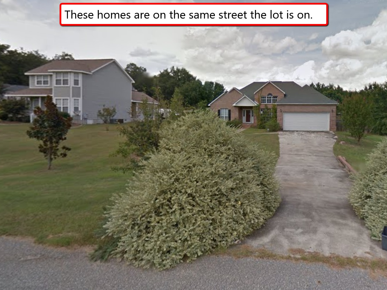 Byron, GA Land for Sale   16117 Square Foot Lot on Paved Road in a ...