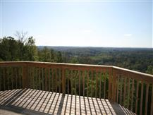Cherokee Estates- Deck View