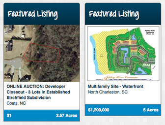 Featured and Premium Listings